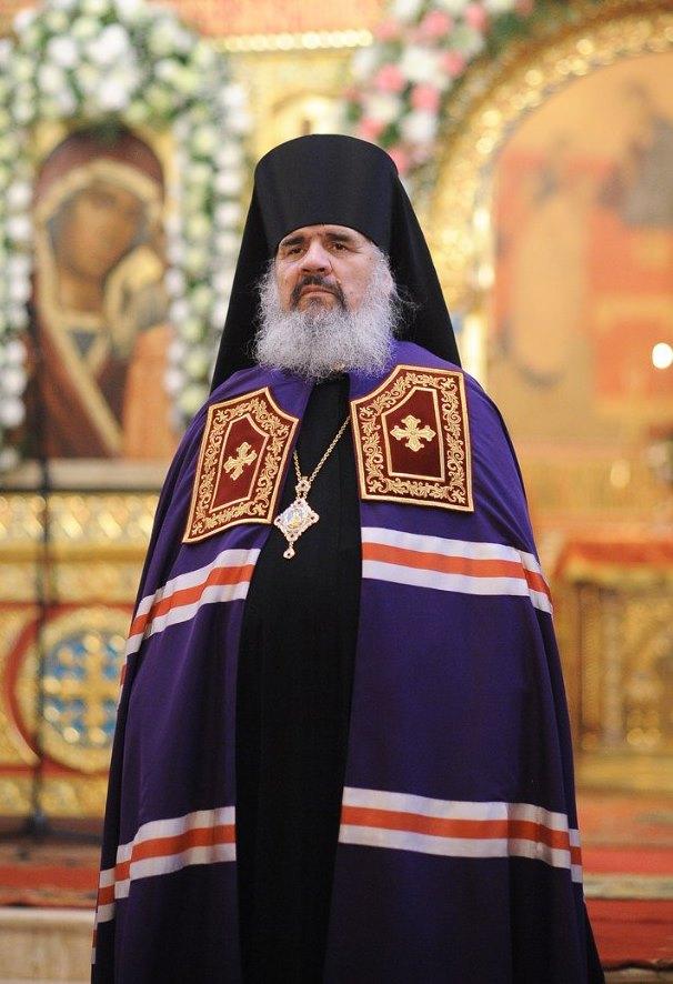 Епископ Боровичский и Пестовский Ефрем